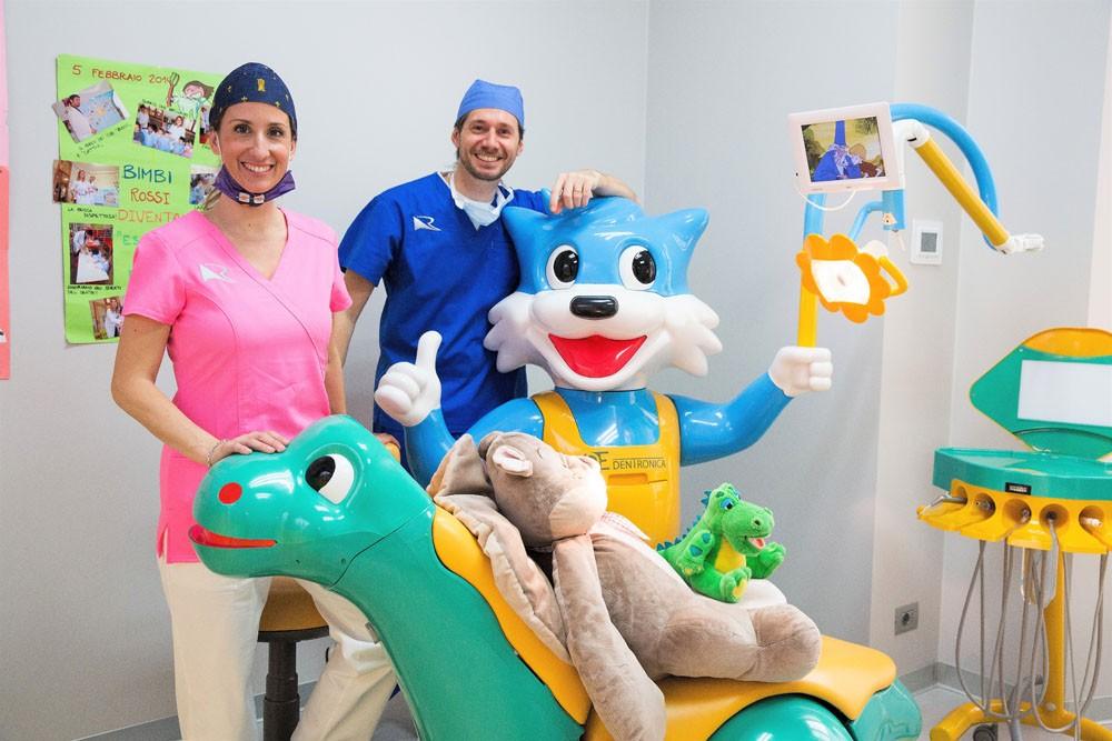 Reverdito Alemanno - Dentista Bambini Cuneo